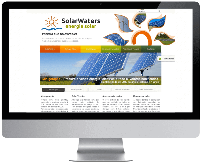 SolarWaters